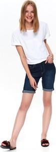 Szorty Top Secret z jeansu