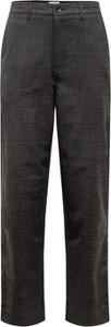 Czarne spodnie Farah