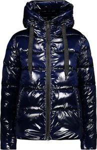 Granatowa kurtka CMP w stylu casual