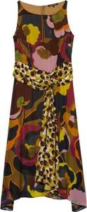 Sukienka Luisa Cerano maxi w stylu casual