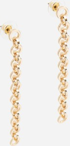 Reserved - Długie kolczyki w kolorze złota - Złoty