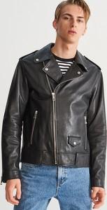 Brązowa kurtka Reserved w stylu casual