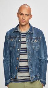 Niebieska kurtka Guess Jeans
