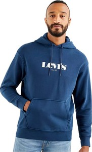 Niebieska bluza Levis w młodzieżowym stylu