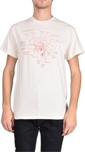 T-shirt Paura z krótkim rękawem