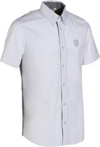 Koszula Okkso z klasycznym kołnierzykiem z krótkim rękawem
