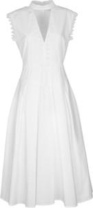 Sukienka MSGM bez rękawów