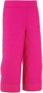 Różowe spodnie dziecięce WED'ZE