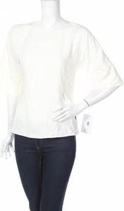Bluzka Amanda Uprichard w stylu casual z okrągłym dekoltem