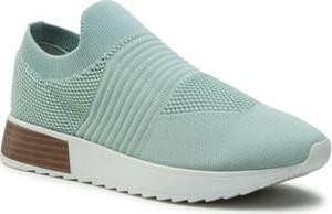 Zielone buty sportowe DeeZee