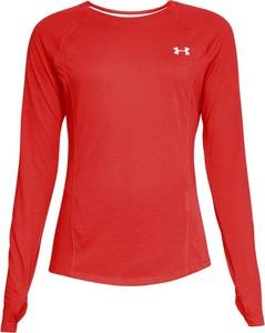 Czerwona bluzka Under Armour
