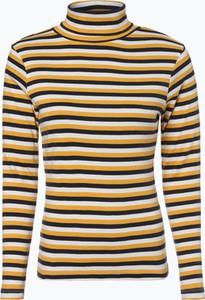 T-shirt brookshire z długim rękawem z dżerseju w stylu casual