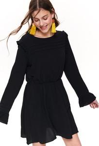 Sukienka Troll z długim rękawem mini