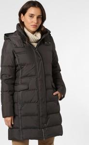 Czarny płaszcz Fuchs Schmitt w stylu casual