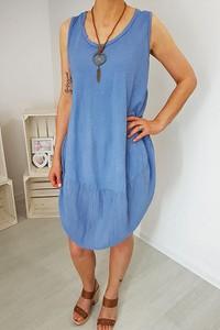Sukienka FidoStyle z bawełny midi bombka