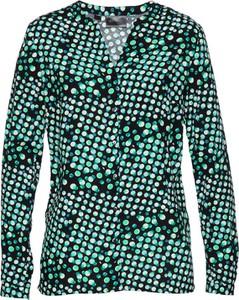 Bluzka bonprix bpc selection z długim rękawem