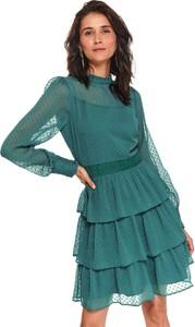Sukienka Top Secret koszulowa mini