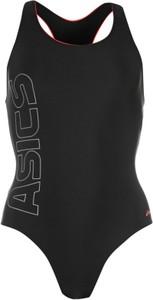 Czarny strój kąpielowy ASICS