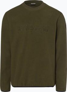 Bluza Napapijri w młodzieżowym stylu z plaru