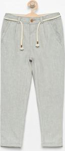 Spodnie dziecięce Reserved z bawełny