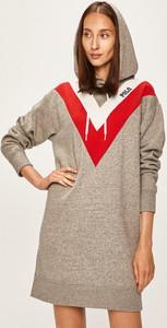 Sukienka POLO RALPH LAUREN w stylu casual mini oversize