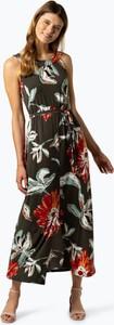Sukienka S.Oliver Black Label z okrągłym dekoltem bez rękawów maxi