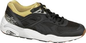 Czarne buty sportowe Puma trinomic