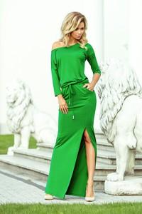 Sukienka 4myself.pl maxi w stylu casual