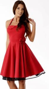 Sukienka Ella Dora gorsetowa