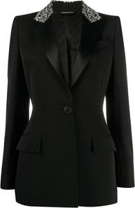 Czarna marynarka Givenchy długa