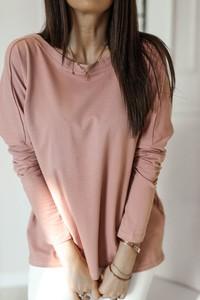 Bluzka Rose Boutique w stylu casual z bawełny