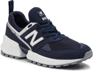 Buty sportowe New Balance 574 w sportowym stylu