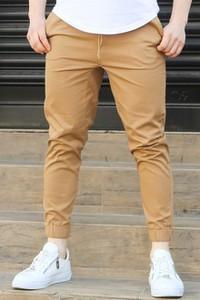 Żółte spodnie Duuf