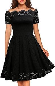 Sukienka Cikelly z krótkim rękawem mini