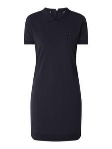 Sukienka Tommy Hilfiger z krótkim rękawem mini