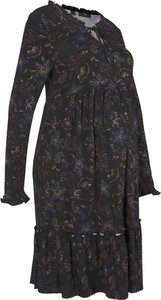 Czarna sukienka bonprix bpc bonprix collection
