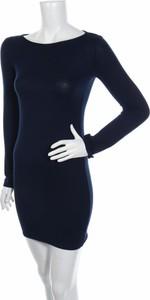 Sukienka Style z długim rękawem mini w stylu casual