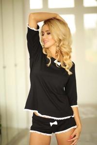b549dd9b0b7279 piżama damska wiskoza - stylowo i modnie z Allani