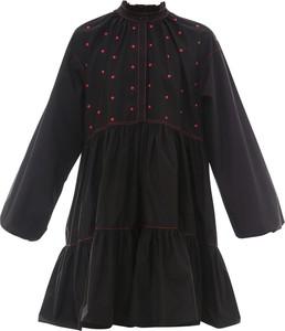 Sukienka Philosophy di Lorenzo Serafini z długim rękawem mini