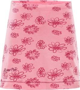 Różowa spódniczka dziewczęca Alpine Pro