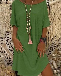 Sukienka Kendallme w stylu casual z dresówki mini
