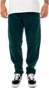 Zielone spodnie Carhartt WIP