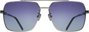 Loretto S 703 C4 Okulary przeciwsłoneczne + darmowa dostawa od 200 zł + darmowa wymiana i zwrot