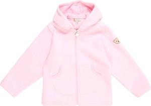 Różowa kurtka dziecięca Steiff Collection