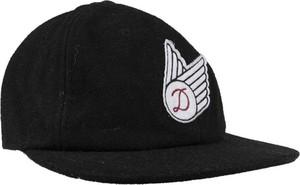 Czarna czapka Deus Ex Machina