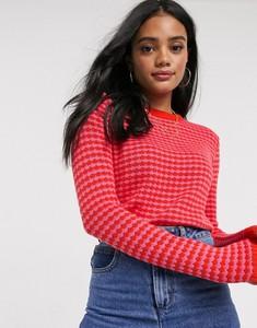 Czerwony sweter Brave Soul