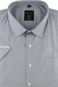 Koszula Laviino z klasycznym kołnierzykiem z krótkim rękawem z tkaniny