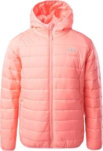 Różowa kurtka dziecięca Bejo