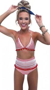 477ff8efea12f1 strój kąpielowy z wysokimi majtkami - stylowo i modnie z Allani