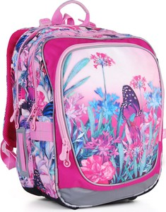 Fioletowy plecak TOPGAL